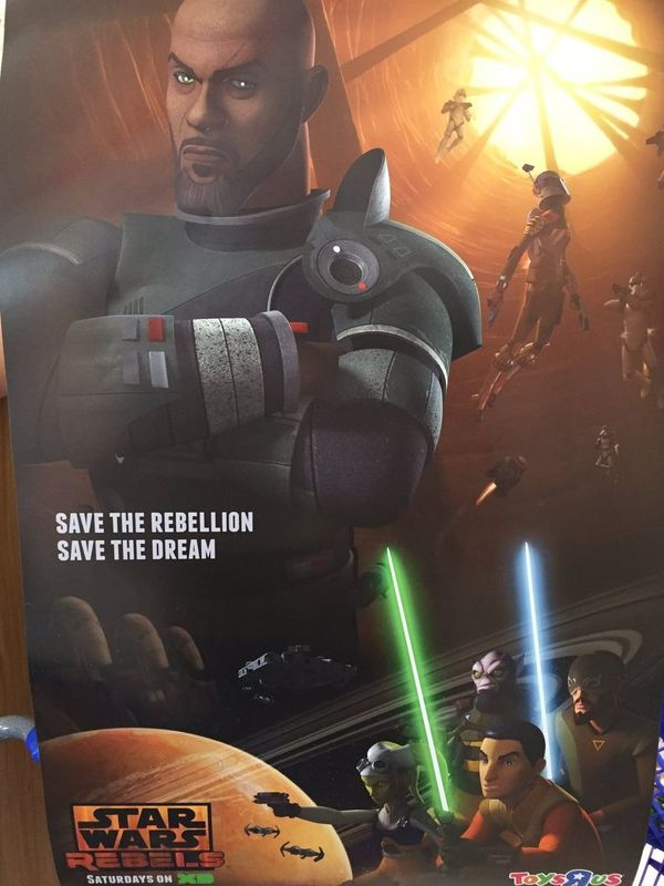 Rogue One's Saw Gerrera Will Feature in 'Star Wars Rebels'