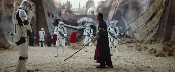 'Rogue One' Opens Considerably Shorter than 'The Force Awakens' in China
