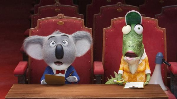 Illumination Entertainment's 'Sing' Brings in $1.7 Million on Tuesday