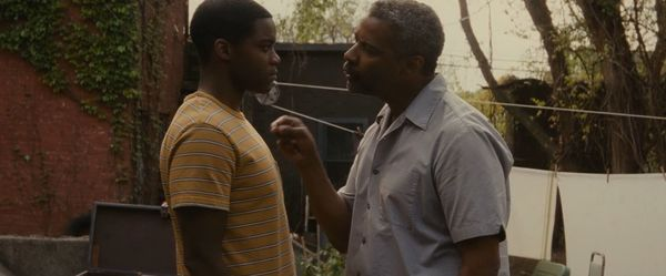 Denzel Washington Praises his Team on 'Fences'