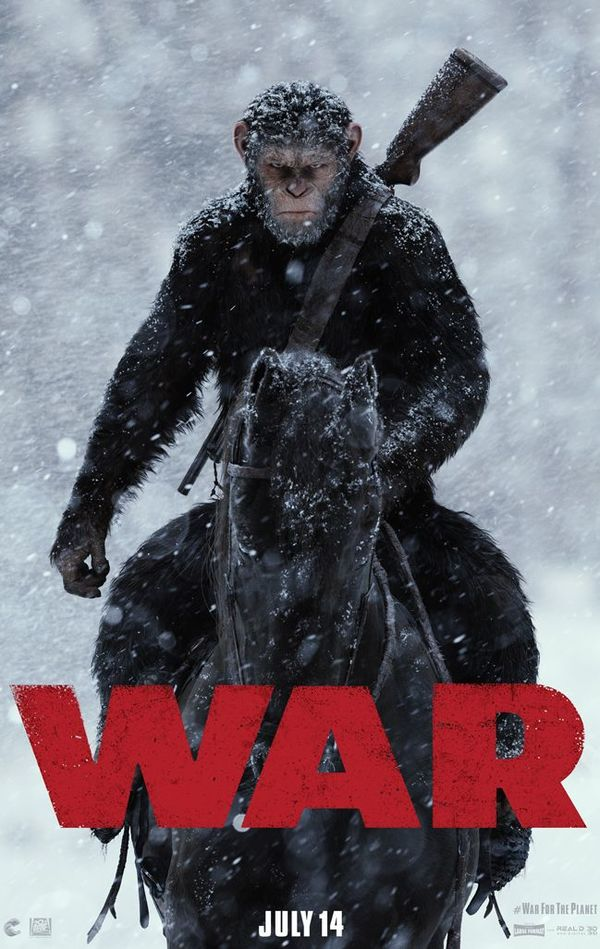 Producer on 'War for the Planet of the Apes' And Having the Best Opening Scene of the Franchise