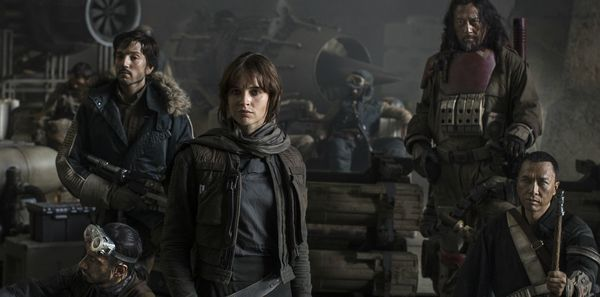 'Rogue One' Writer Reveals the Film's Happier Alternate Ending