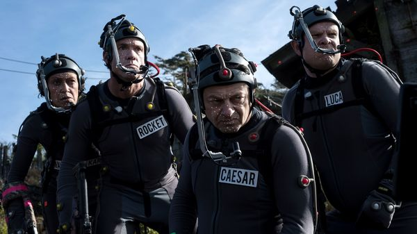 Andy Serkis Talks Caesar's Dark Journey Ahead in 'War for the Planet of the Apes'