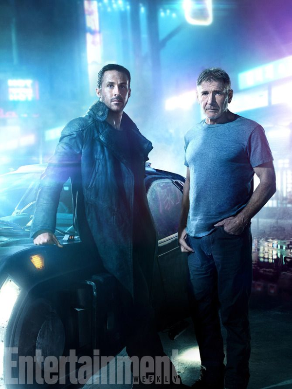 Blade Runner 2049: Entertainment Weekly first look photos