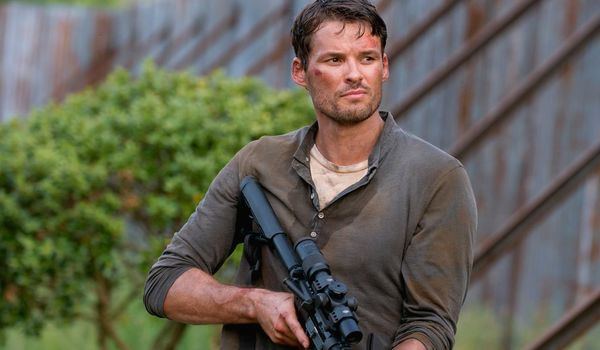 Austin Nichols on His Gut-Splitting Departure from The Walking Dead