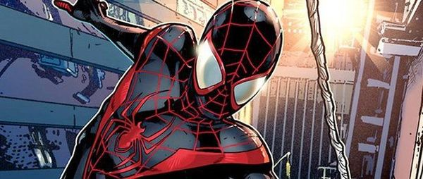 Miles Morales May Be Sony's Animated Spider-Man