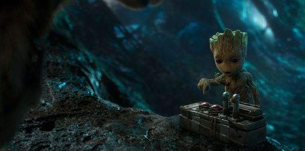 James Gunn on His 70-Page Treatment and Crafting 'Guardians 2'