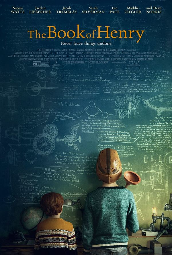 """The Book of Henry"" Review"