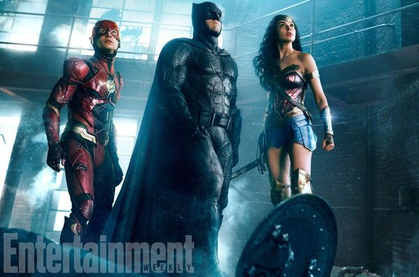 Full Cast Revealed for Next Year's 'Justice League'