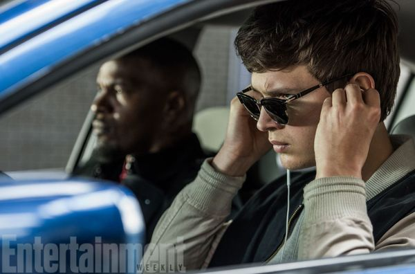 First look at Edgar Wright's 'Baby Driver'