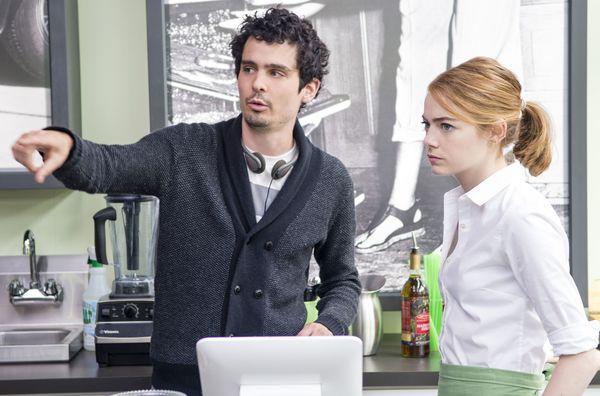 """'La La Land' Ties Oscar Record, Director Damien Chazelle Left """"Speechless"""""""