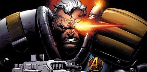 Pierce Brosnan as Cable?