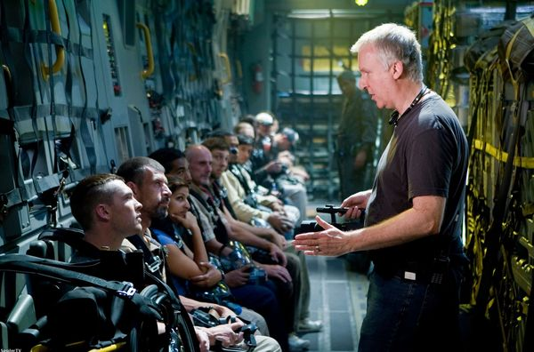 AMC Working with James Cameron on a Science Fiction Documentary Series