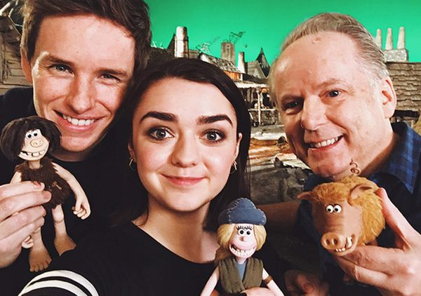 'Game of Thrones' Star Maisie Williams Joins Aardman's 'Early Man'