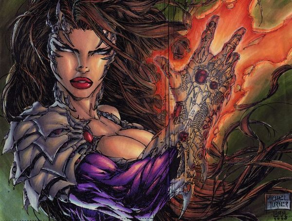 NBC Reviving Comic Book Hero 'Witchblade' for Television