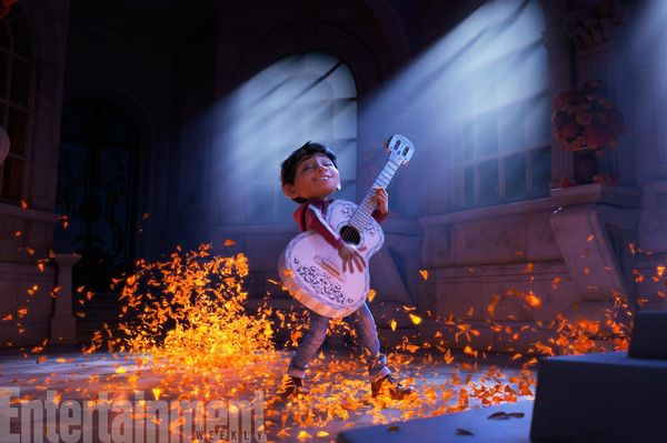"First look at Pixar's ""Coco"""