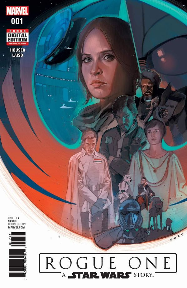 'Rogue One' Comic Book Adaptation at Marvel to Take Inspiration from the Novel and Film