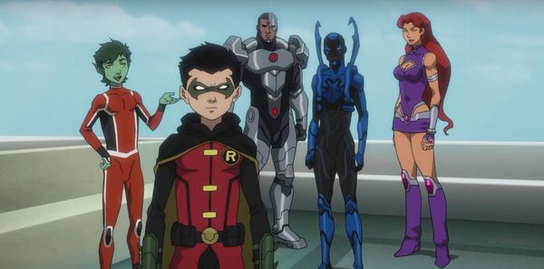 Upcoming DC Animated Film 'Teen Titans: The Judas Contract' First Images, Cast List