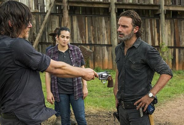 Andrew Lincoln Promises a Much Less Bleak Return to 'The Walking Dead'