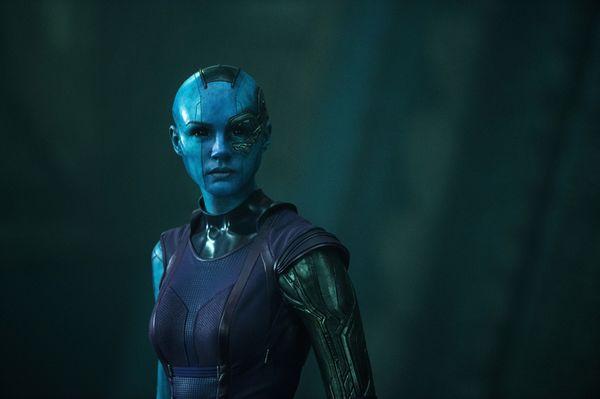 Karen Gillan's Nebula Will Appear in 'Avengers: Infinity War'
