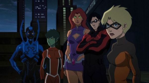 'Teen Titans: The Judas Contract' Blu-Ray Details and Release Date