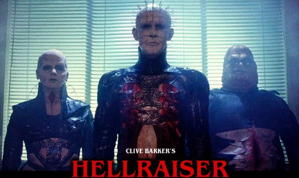 Clive Barker's Hellraiser - Wrong Reel Podcast