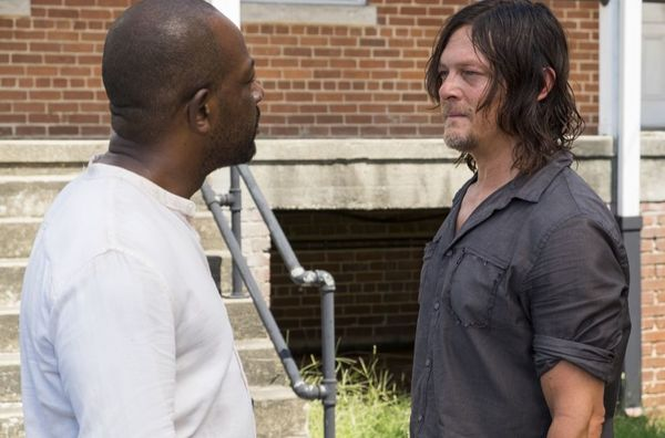 Norman Reedus on Reuniting with Carol on 'The Walking Dead'
