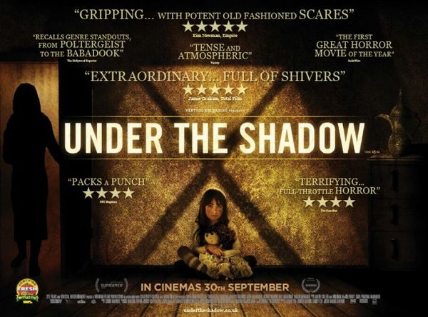 Under The Shadow: Horror, War and Family Life
