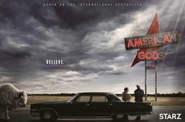 'American Gods' Premiering on Starz this April