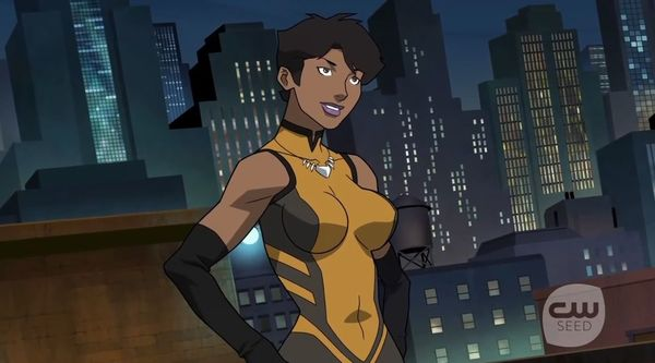 CW Seed Animated Series 'Vixen' Headed to Blu-Ray as 'Vixen: The Movie'