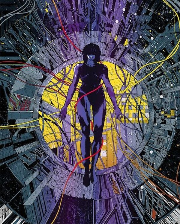 Original 'Ghost in the Shell' Anime Movie Getting Blu-Ray Steelbook Release