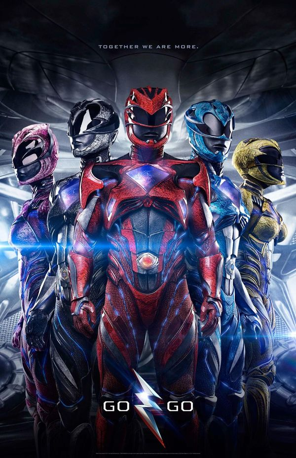 """Power Rangers"" Review"