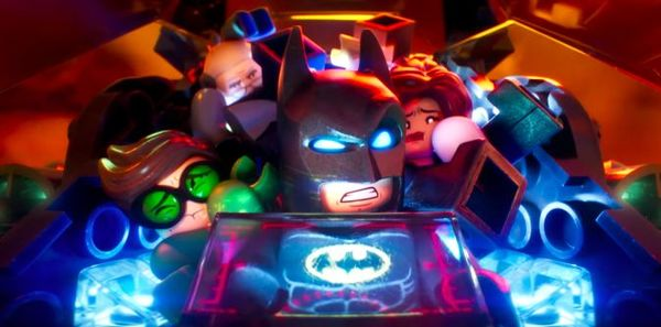 'The Lego Batman Movie' Tops Box Office Against Failed Competition