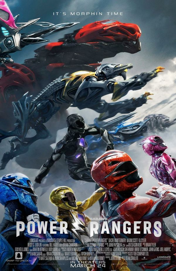'Power Rangers' Is A Wonderful Retelling of the Original Series