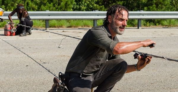 'The Walking Dead' Ratings Up with Midseason Premiere