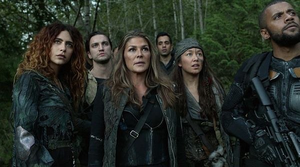 The 100 S4E4: A Lie Guarded