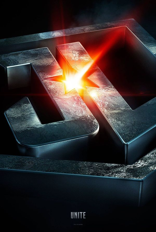 All posters for 'Justice League' ahead of the upcoming first