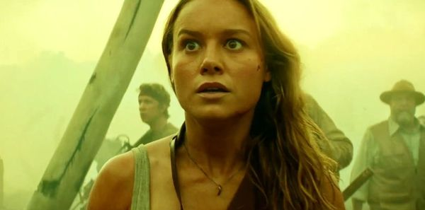 Brie Larson on the Experience and Process of 'Kong: Skull Island'