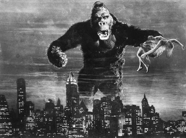 King Kong: Still real, still beautiful