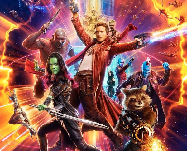 Guardians of the Galaxy Vol. 2 - New Trailer & Poster Arrive.