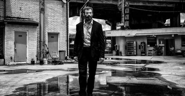 A Black and White Cut of 'Logan' is in the Works