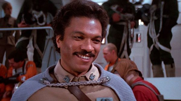 "Billy Dee Williams Confirms ""He's Not in The Last Jedi"""