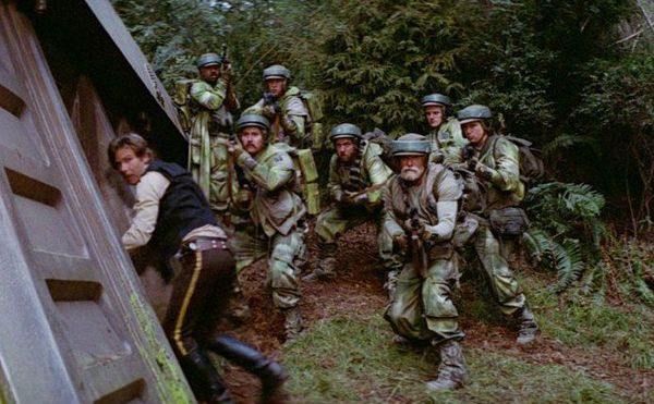 'Star Wars Rebels' Showrunner Confirms Captain Rex in 'Return of the Jedi'
