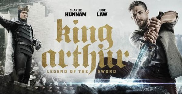 """King Arthur: Legend of the Sword"" Review"