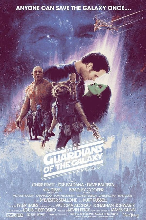 'Guardians of the Galaxy Vol.2' is An Invigorating Second Chapter to the Series