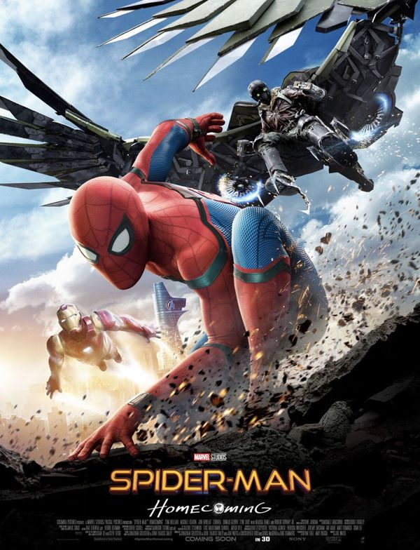 'Spider-Man: Homecoming' is Spectacular