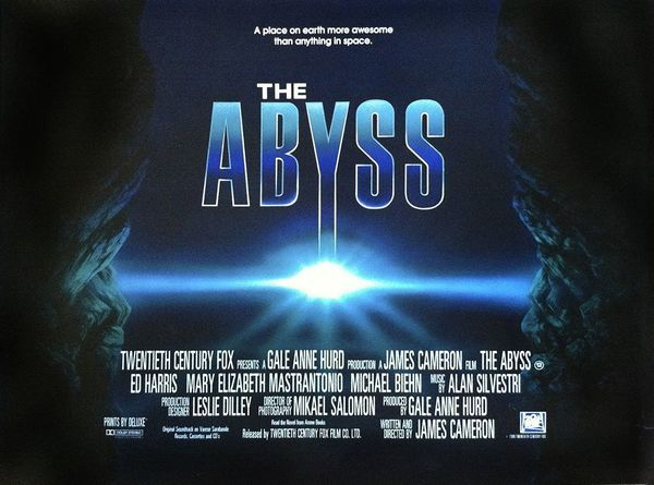 The Abyss: An open Letter to James Cameron