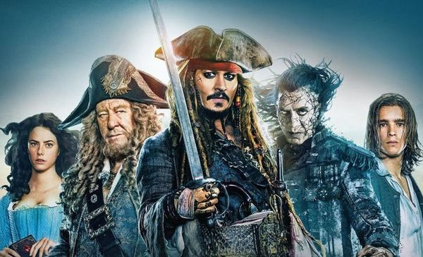Pirates of the Caribbean: Dead Men Tell No Tales (2017) Review