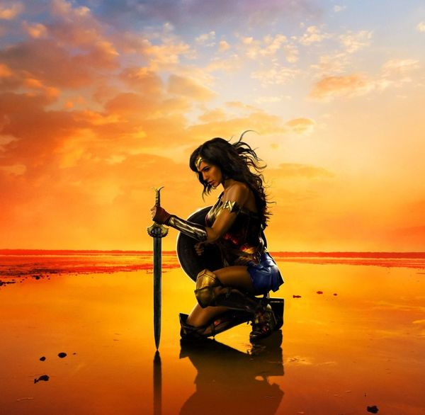 'Wonder Woman' is about to crack North America's Top 25 all-time* grossing films at $400 million