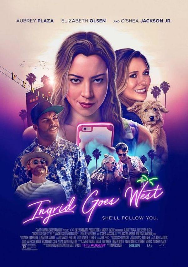 Trailer watch: 'Ingrid Goes West' starring Aubrey Plaza and Elizabeth Olson